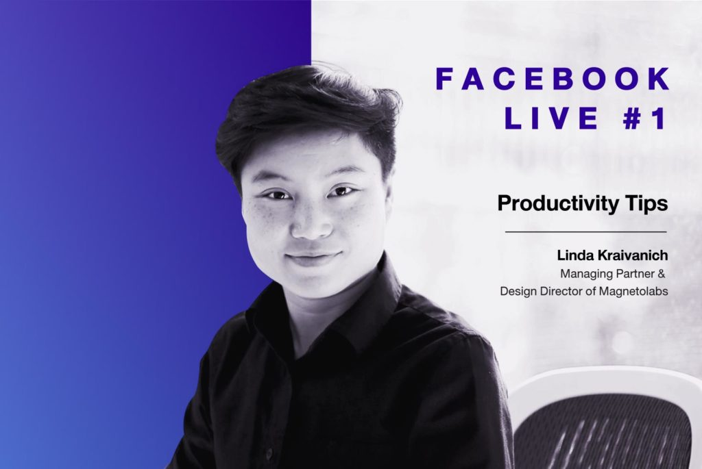 Facebook Live #1: Productivity Tips
