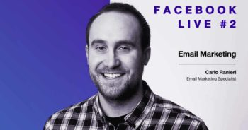 Facebook Live #2: Email Marketing