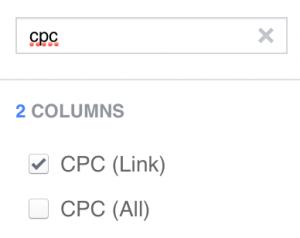 CPC Setting