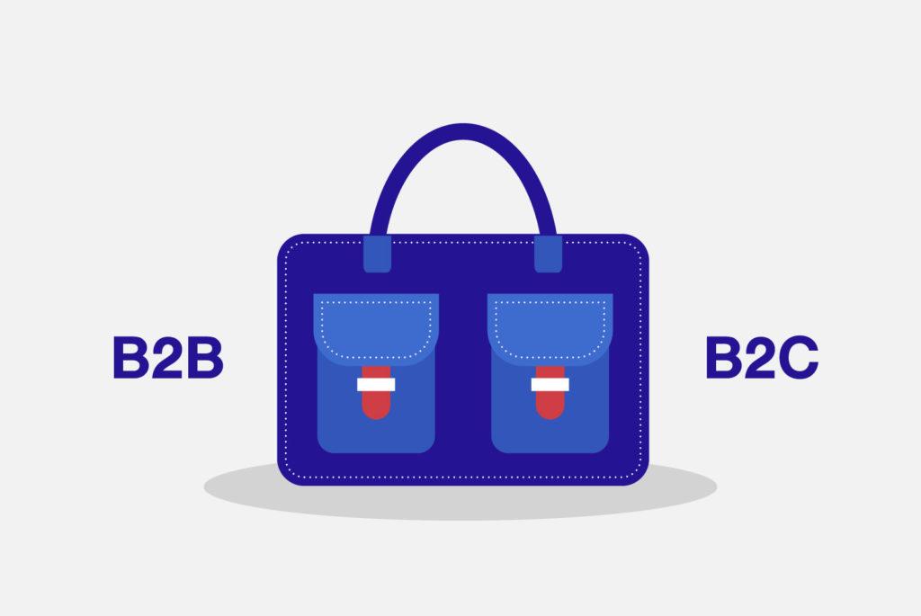 b2b คืออะไร b2c คืออะไร
