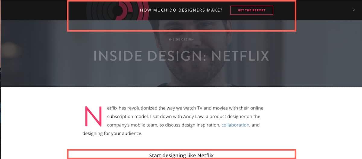 ตัวอย่างคอนเทนต์ Netflix