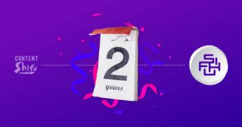 2 ปีกับ Content Shifu และการประกาศแผนการในอนาคต