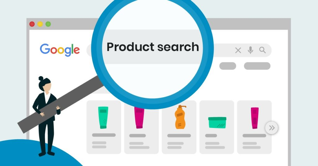 Search engine product