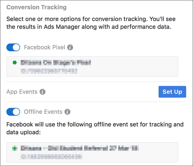 Facebook Ads - Conversion Tracking