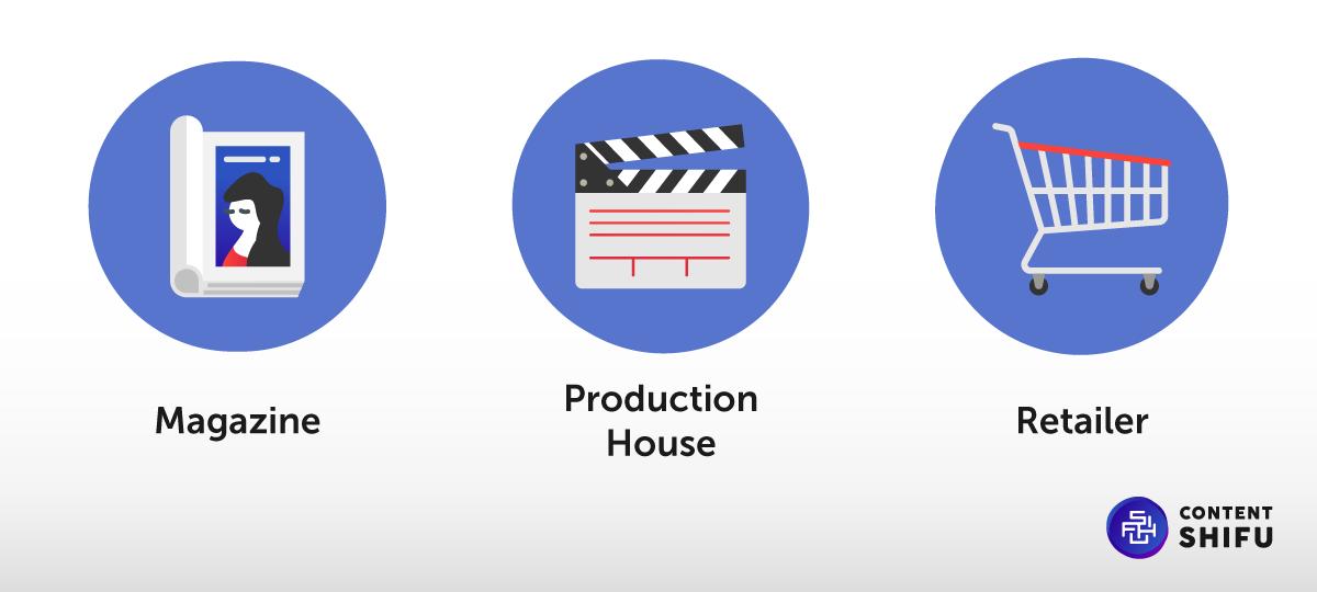 3 อุตสาหกรรมที่ทำคอนเทนต์วิดีโอดารา