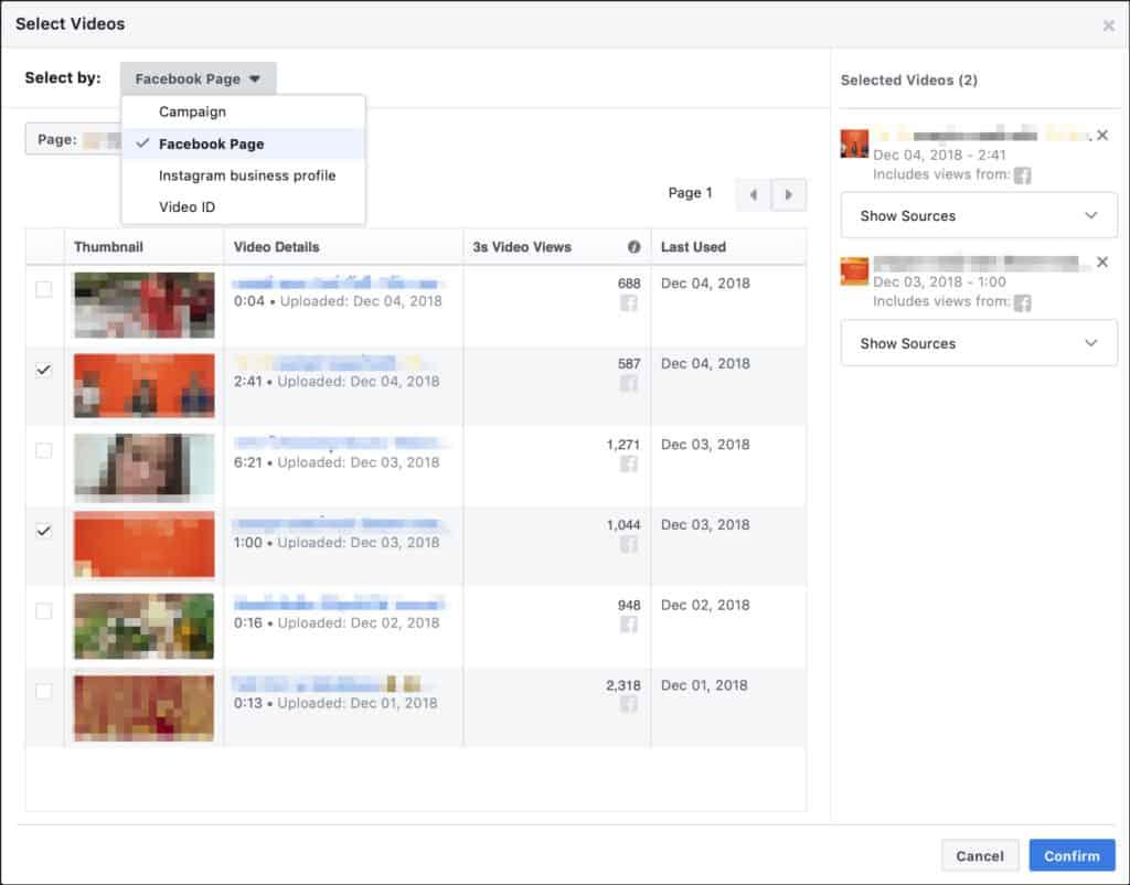 Retargeting ด้วย Video Engagement