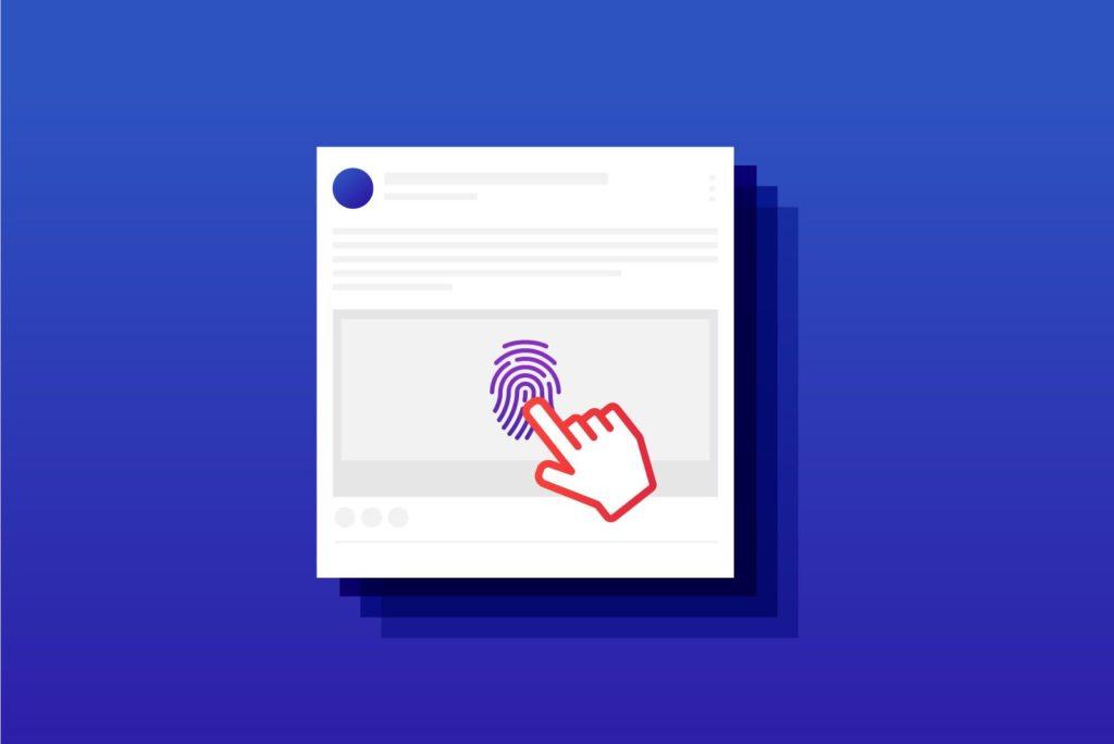 facebook pixel click identifier
