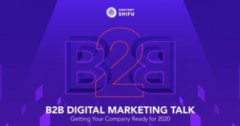 ธุรกิจ B2B ทำ Digital Marketing อย่างไรให้ประสบความสำเร็จในปี 2020