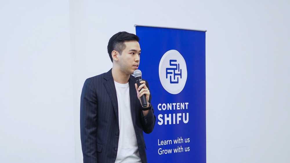 Content Shifu Seminar about Inbound Marketing