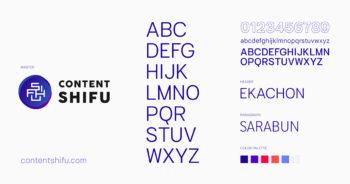 Branding & Design ตัวอย่างการสร้าง Corporate Identity ใช้สื่อสารแบรนด์ในทุก Digital Channel