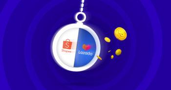 """Shopee และ Lazada ออกแบบแอปช็อปปิ้งยังไงให้คนวนซื้อ วนซ้ำ """"รู้ตัวอีกที ก็เสียตังค์ไปแล้ว!?"""""""