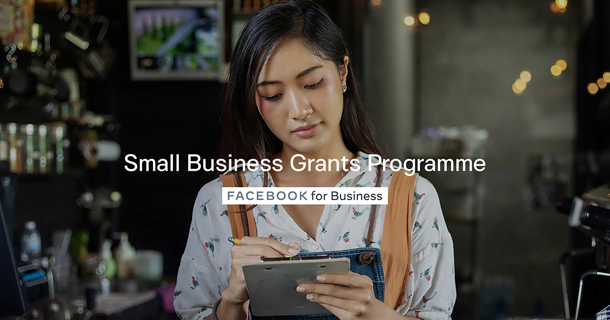 Facebook Small Business Grants Programme