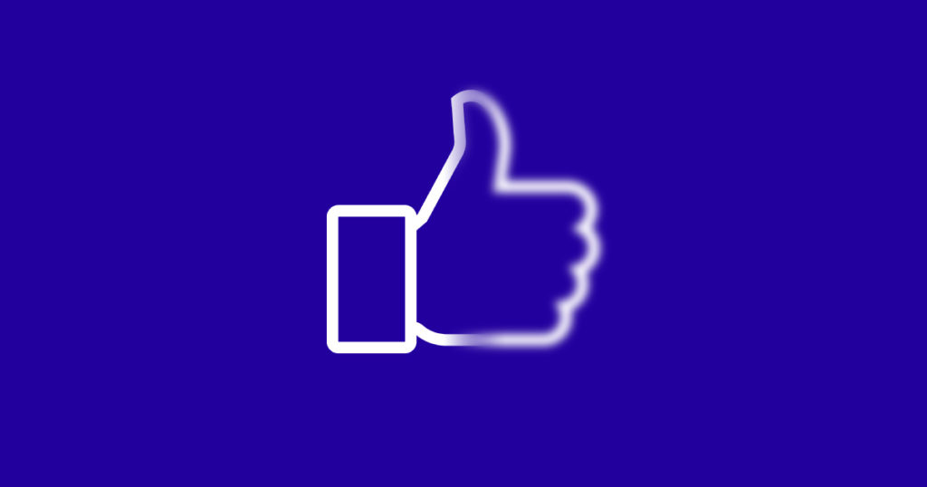 Facebook ลบ Page like