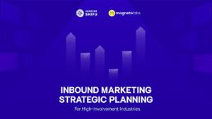 ตัวอย่างแผน Inbound Marketing Strategic Planning