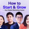 Digital Marketing Career Event