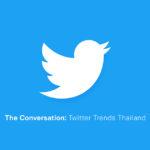 Twitter Trends Thailand