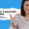 Twitter Launch Formula